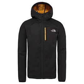 The North Face Quest softshell jas heren tnf black