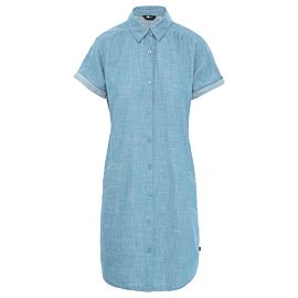 The North Face Sky Valley jurk dames storm blue chambray