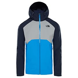 The North Face Stratos outdoor jack heren bomber blue mid gray