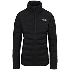 The North Face Stretch Down outdoor jack dames black