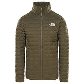 The North Face Thermoball jas heren new taupe green