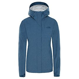 The North Face Venture 2 outdoor jack dames blue wing teal