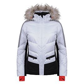Icepeak Electra winterjas dames optic white