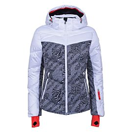 Icepeak Elizabeth winterjas dames optic white