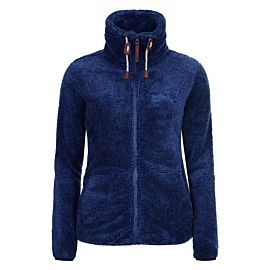 Icepeak Karmen fleece vest dames navy blue
