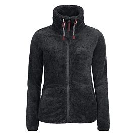 Icepeak Karmen fleece vest dames black