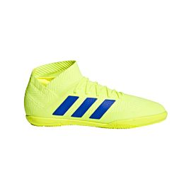 adidas Nemeziz Tango 18.3 IN CM8512 zaalvoetbalschoenen junior solar yellow football blue active red
