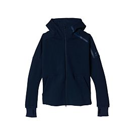 Adidas ZNE Hoodie trainingsvest dames collegiate navy