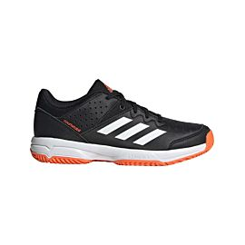 adidas Court Stabil F99912 indoorschoenen junior core black