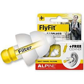 Alpine Hearing Protection FlyFit oordoppen