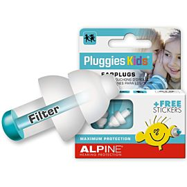 Alpine Hearing Protection Pluggies Kids oordoppen