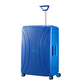American Tourister Lock'N'Roll Spinner 75 koffer blauw