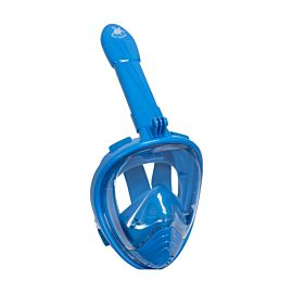 Aqua Lung Sea Turtle Full Face snorkelmasker junior blue