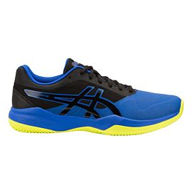ASICS Gel-Game 7 Clay 1041A046 tennisschoenen heren black illusion blue
