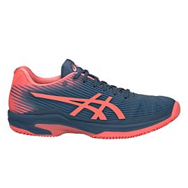 ASICS Solution Speed FF Clay 1042A003 tennisschoenen dames grand shark papaya