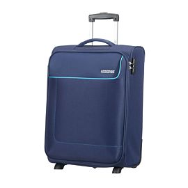 American Tourister Funshine Upright 39 liter trolley orion blue