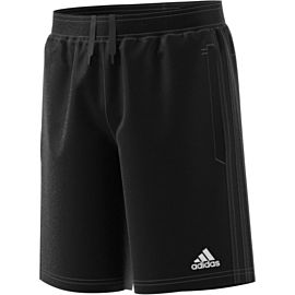Adidas Tiro 17 woven voetbalshort junior black white