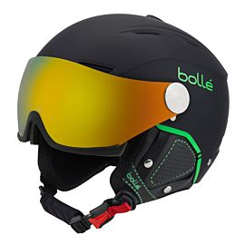 Bolle Backline Visor Premium helm soft black green