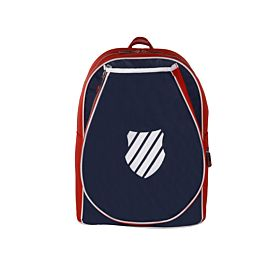 K-Swiss Backpack Jr Ibiza tennistas red navy