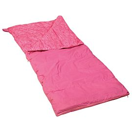 Polydaun Beach House slaapzak junior ice cream pink