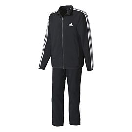 Adidas Light Trainingspak heren black white