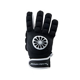 The Indian Maharadja glove shell foam full right hockeyhandschoen black