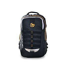 Brabo Backpack TeXtreme hockeytas junior black gold