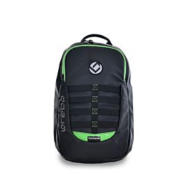 Brabo Backpack TeXtreme hockeytas junior black green
