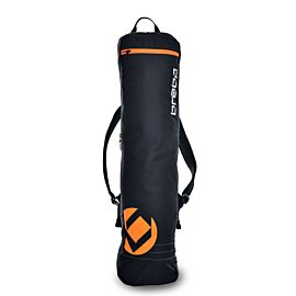 Brabo Stickbag Storm hockeytas black orange