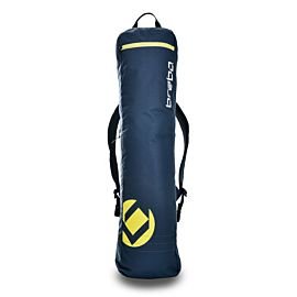 Brabo Stickbag Storm hockeytas blue yellow