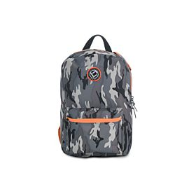Brabo Backpack Storm Camo hockeytas orange