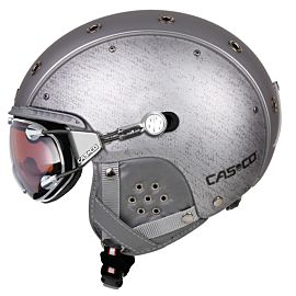 Casco SP-3 Airwolf helm gun metal