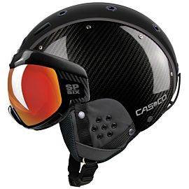 Casco SP-6 Visier Limited Carbon Vautron Multilayer helm blackCasco SP-6 Visier Limited Carbon Vautron Multilayer helm black