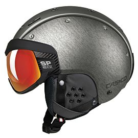 Casco SP-6 Visier Vautron helm silver
