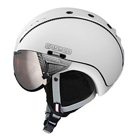 Casco SP-2 Snowball Visor helm white