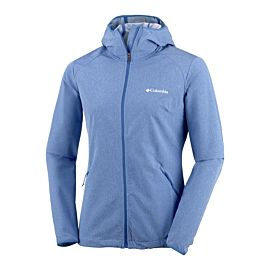 Columbia Heather Canyon softshell outdoor jack dames medieval