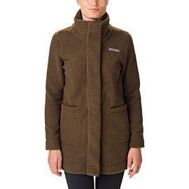Columbia Panorama Long outdoor jack dames olive green