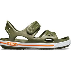 Crocs Crocband II sandalen junior army green
