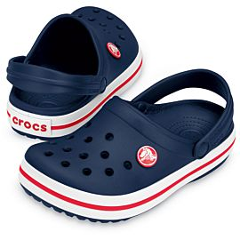 Crocs Crocband klomp junior donkerblauw