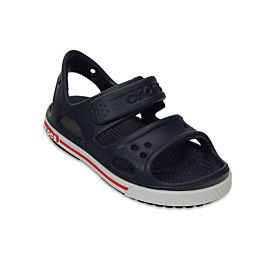 Crocs Crocband sandalen junior navy white