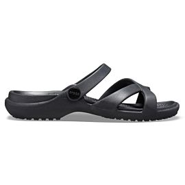 Crocs Meleen slippers dames black