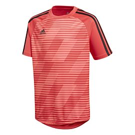 Adidas Tango Graphic voetbalshirt junior real coral