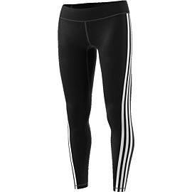 Adidas Believe This 3-stripes Solid sportlegging dames black