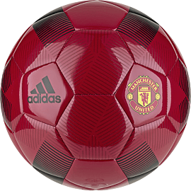 Adidas Manchester United voetbal real red black