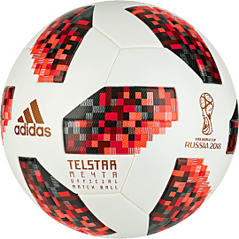 Adidas FIFA World Cup Knockout officiële wedstrijd voetbal white