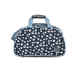 Brabo Shoulderbag Daises hockeytas navy