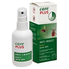 Care Plus Anti-insect DEET spray 40% 100 ml