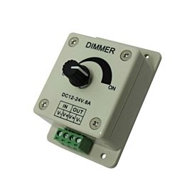 NauticLED PWM-12/24-8A-Rot dimmer