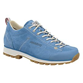 DCinquantaQuattro Low 247979 wandelschoenen dames leather light blue