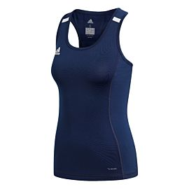 adidas Team19 Compression tanktop dames navy blue white